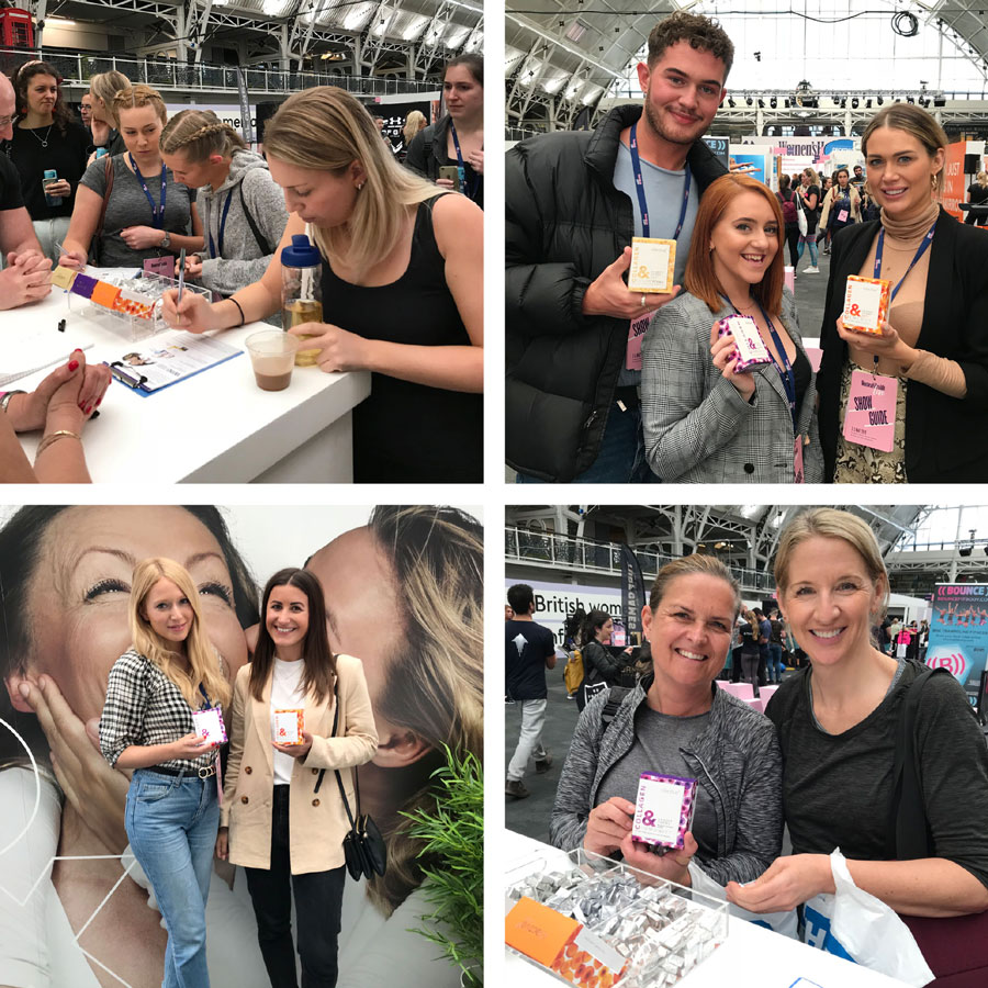 Read 7 Reasons Why Collagen Chews Were Such A Huge Success At Women's Health LIVE!