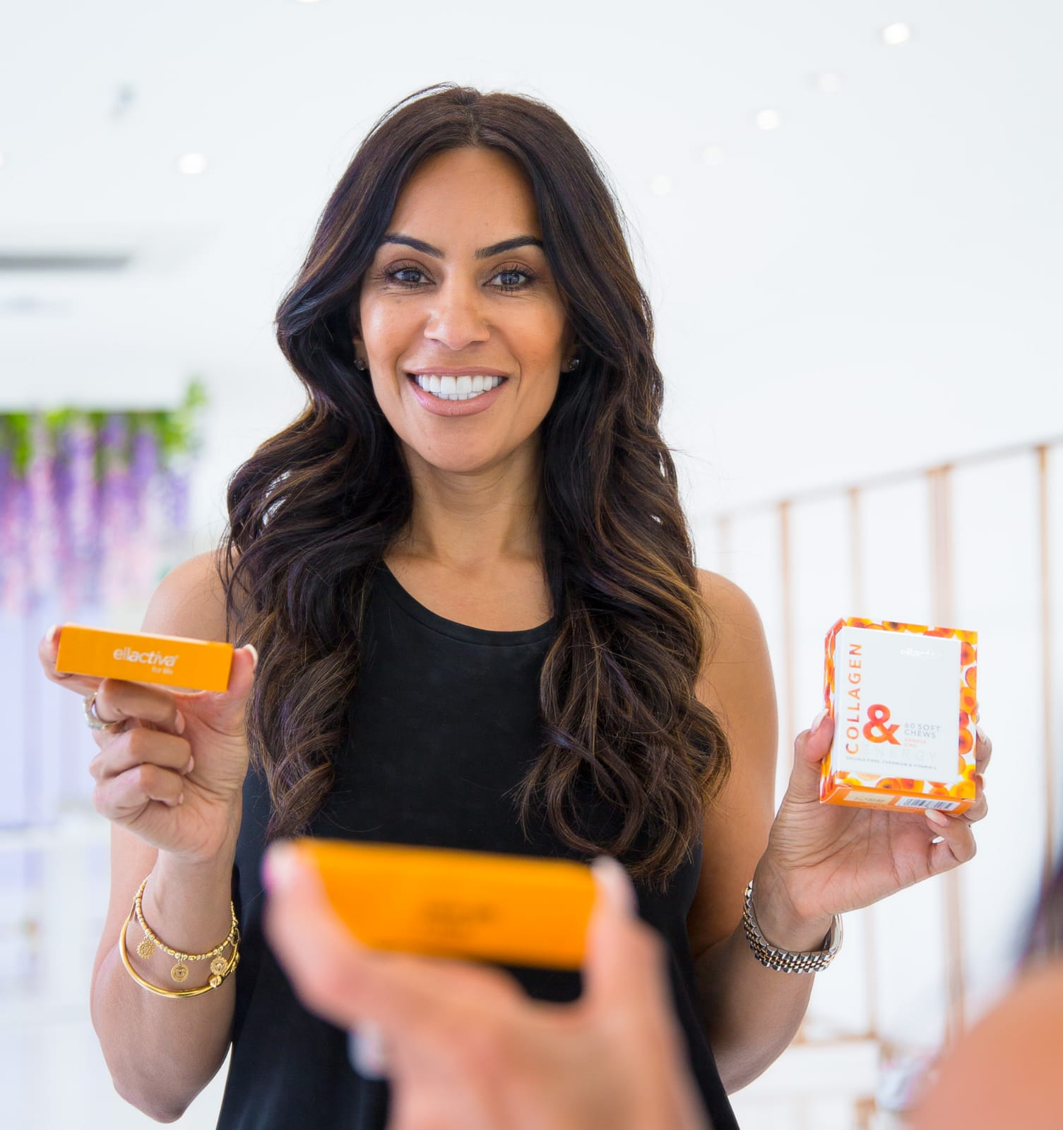 Read Why Seema Malhotra Made Collagen& Chews A Daily Part Of Her Beauty & Wellness Regime