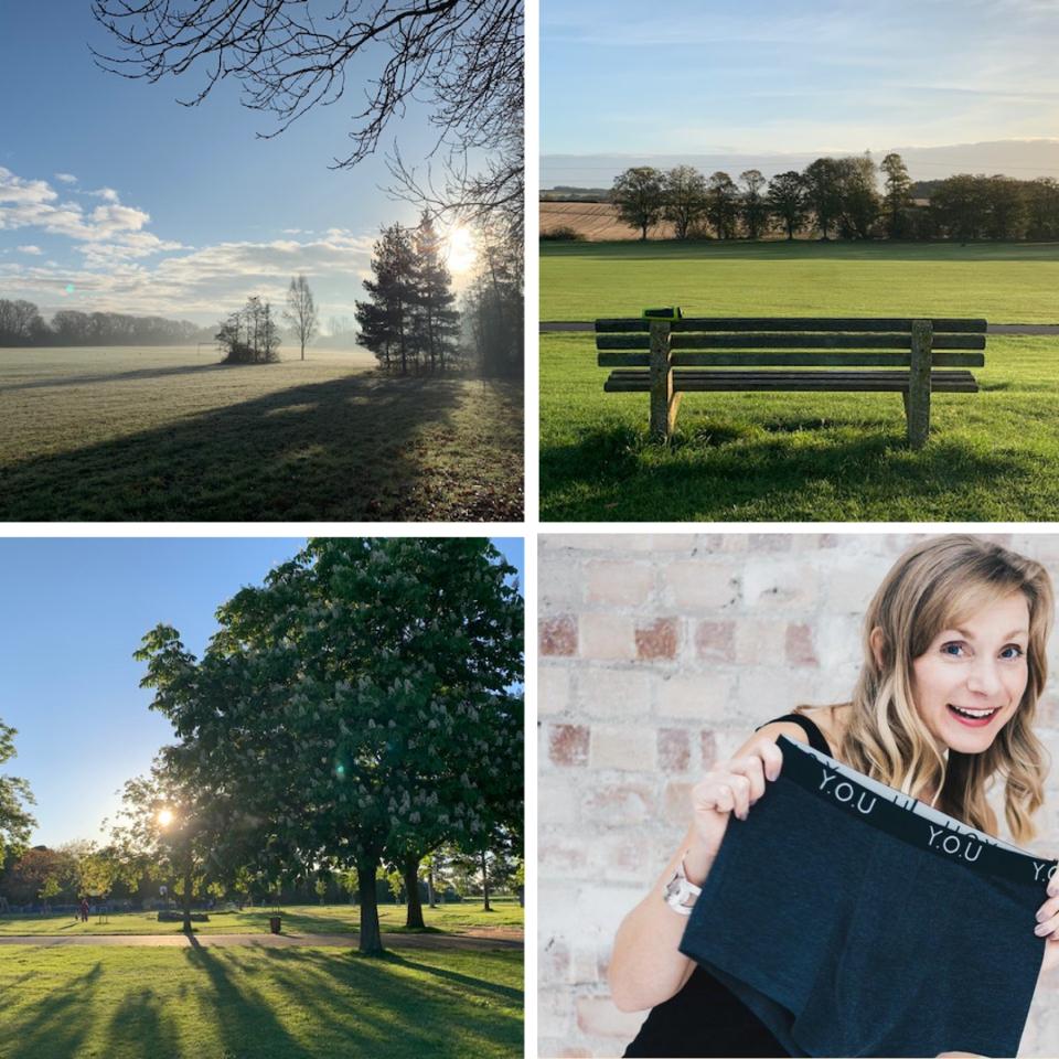 Wellness 2021 Campaign – Sarah's Morning Walk
