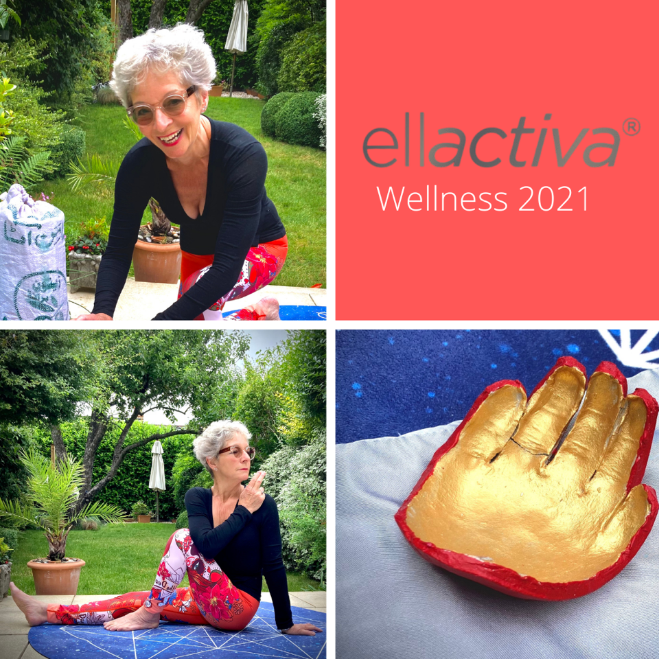 Wellness 2021 Campaign – Dot's Daily Yoga