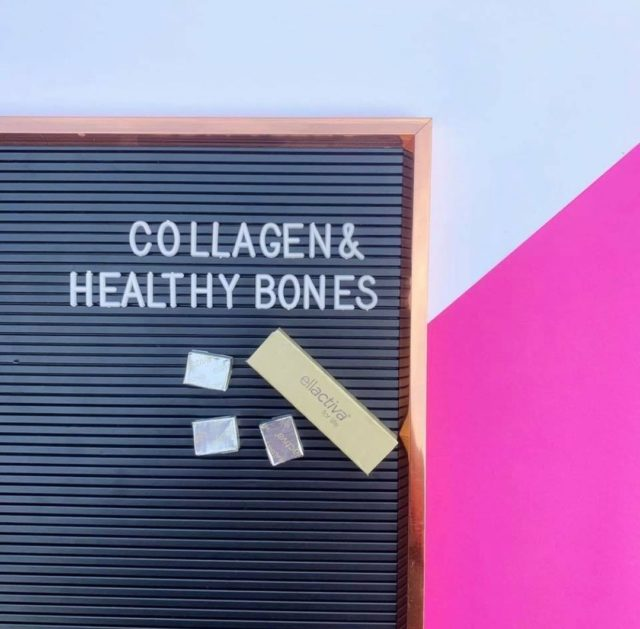 On the go, in your bag, wherever you're heading!  That'd be the beauty of Collagen& chews, throw a stick in your bag and you've got all the goodness you need to boost your inner health and glow from within!